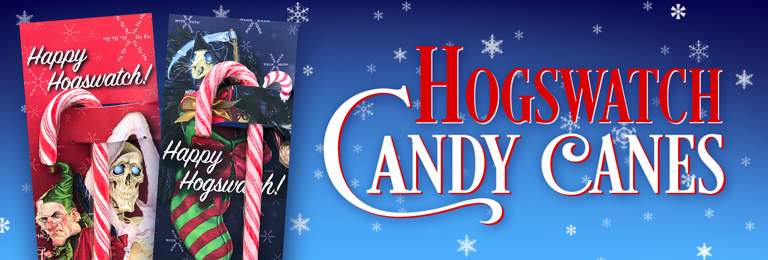 Hogswatch Candy Canes