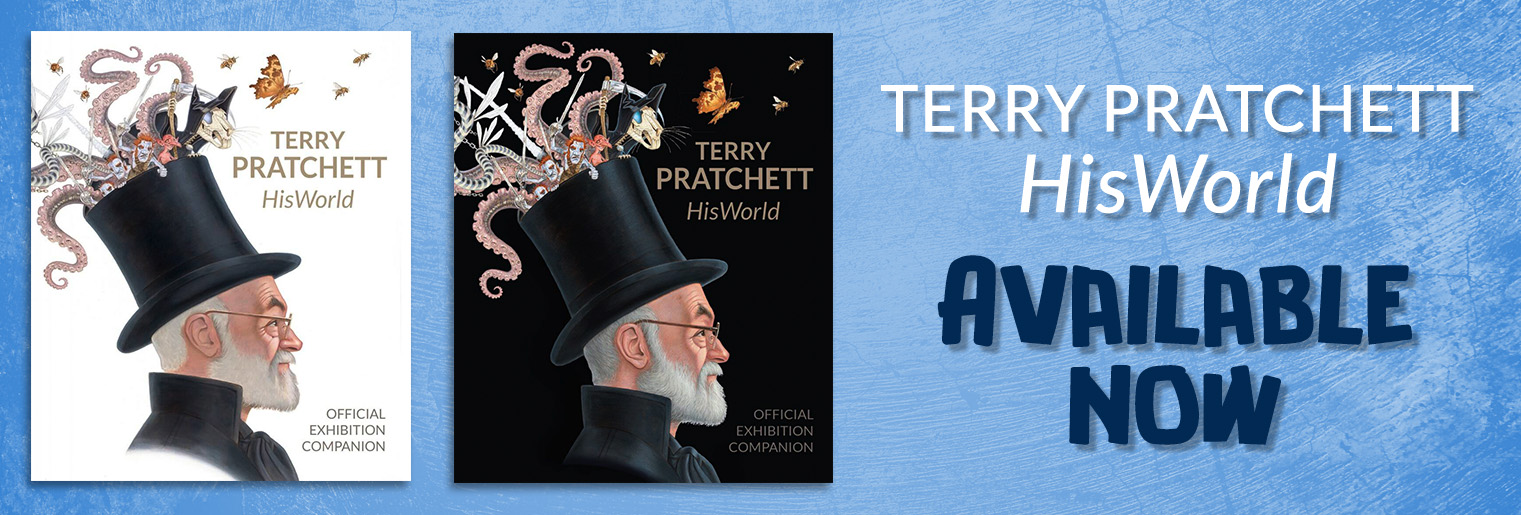Terry Pratchett HisWorld
