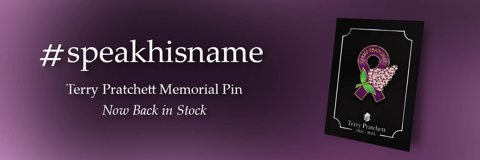 Terry's Memorial Pin