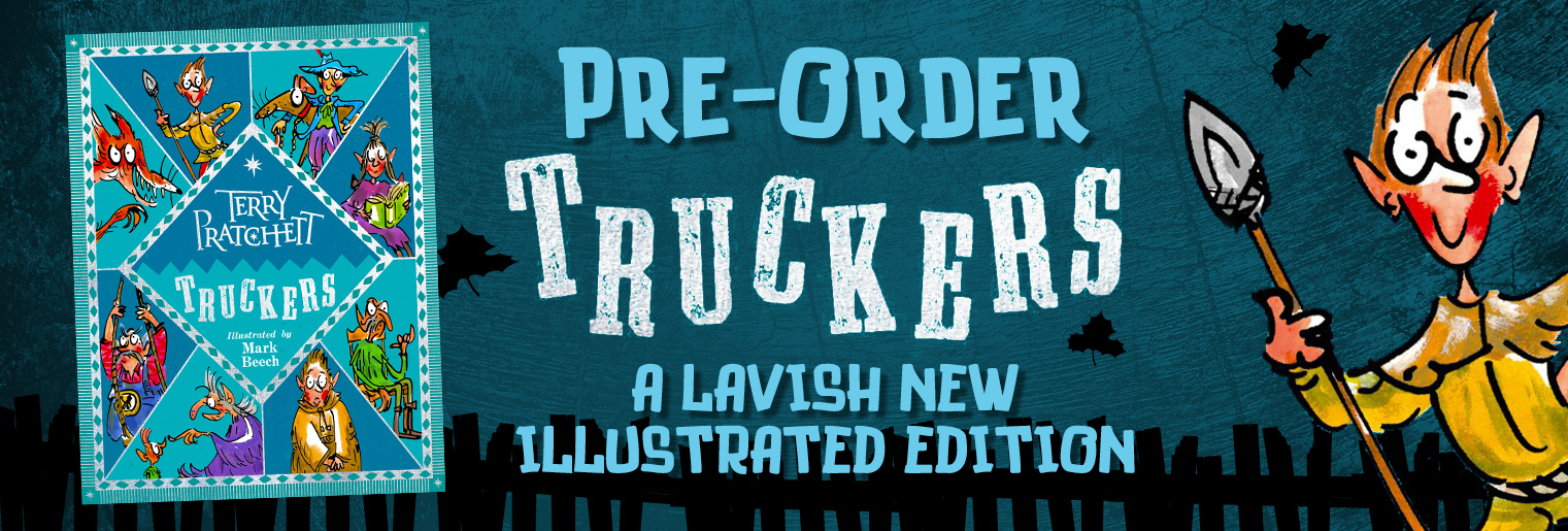 Truckers Illustrated Edition Pre-Order