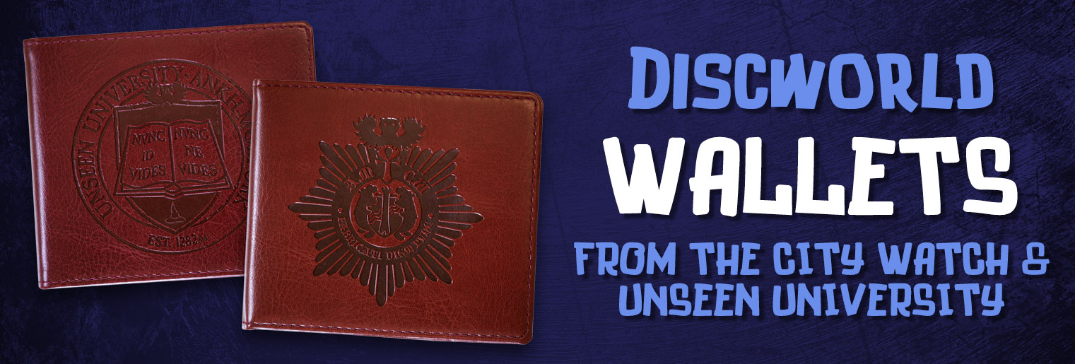 Discworld Wallets