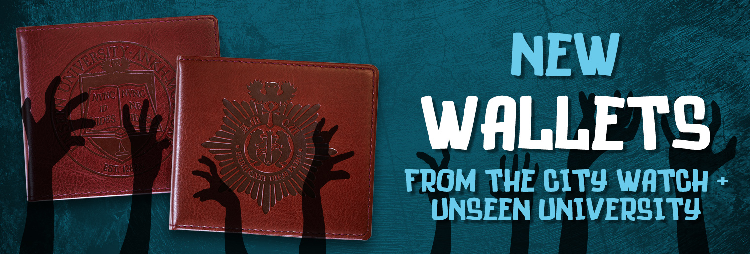 City Watch and Unseen University Wallets