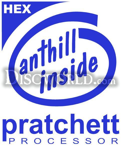 Anthill Inside Blue