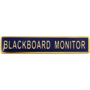 Blackboard monitor