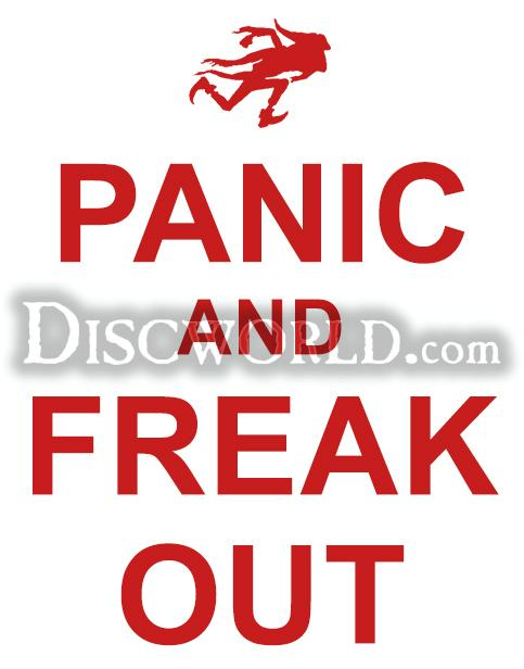 Panic and Freak Out