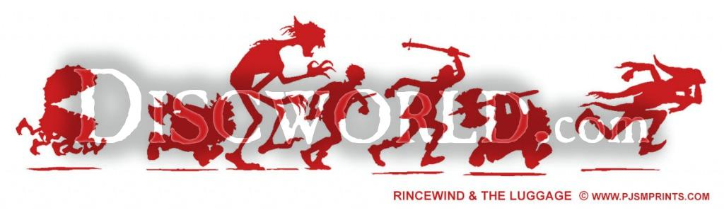 Rincewind Running