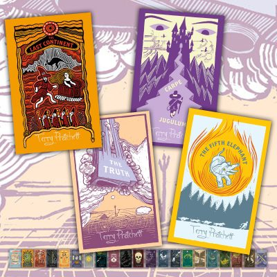 Discworld Library re-issue