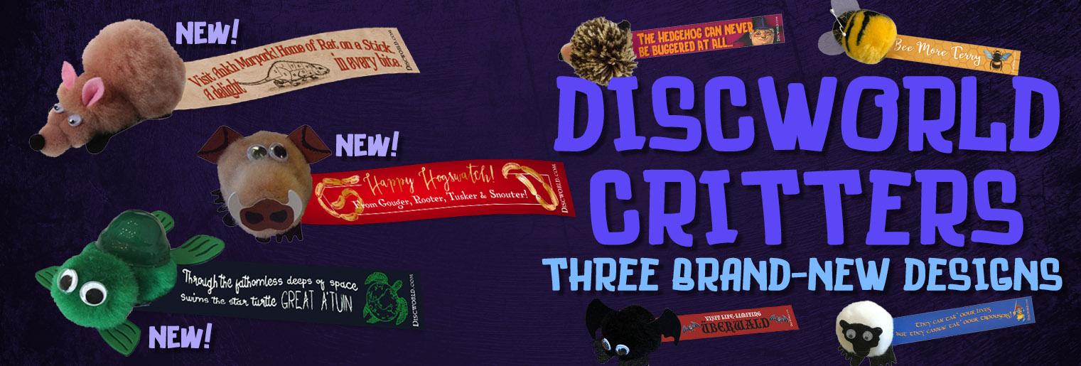New Discworld Critters!