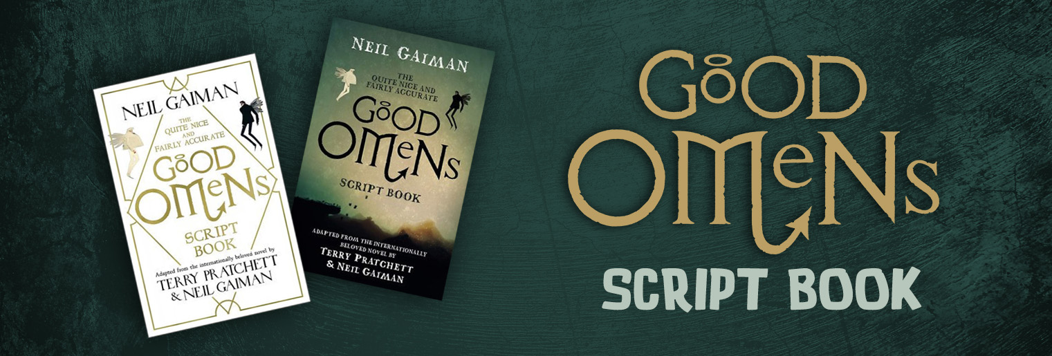The Good Omens Script Book