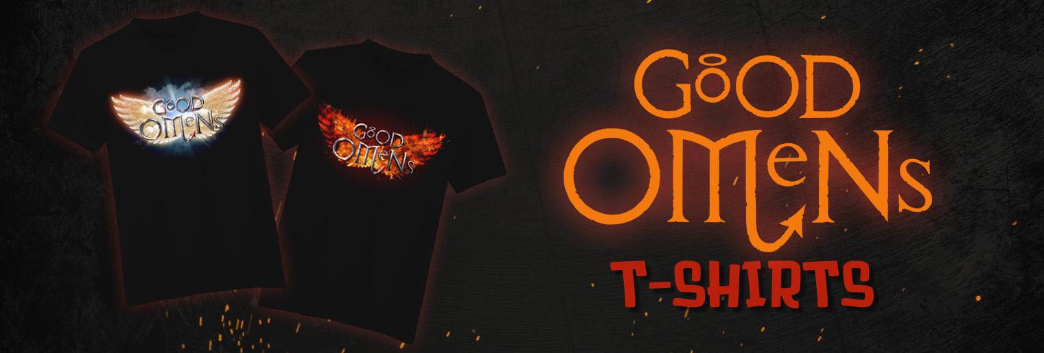 Good Omens T-Shirts