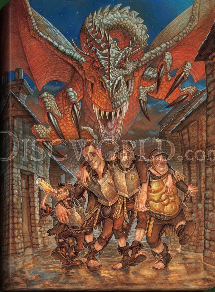 Canvas Prints Discworld Com
