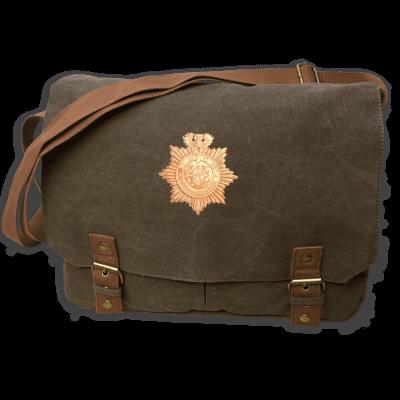 Watch Messenger Bag