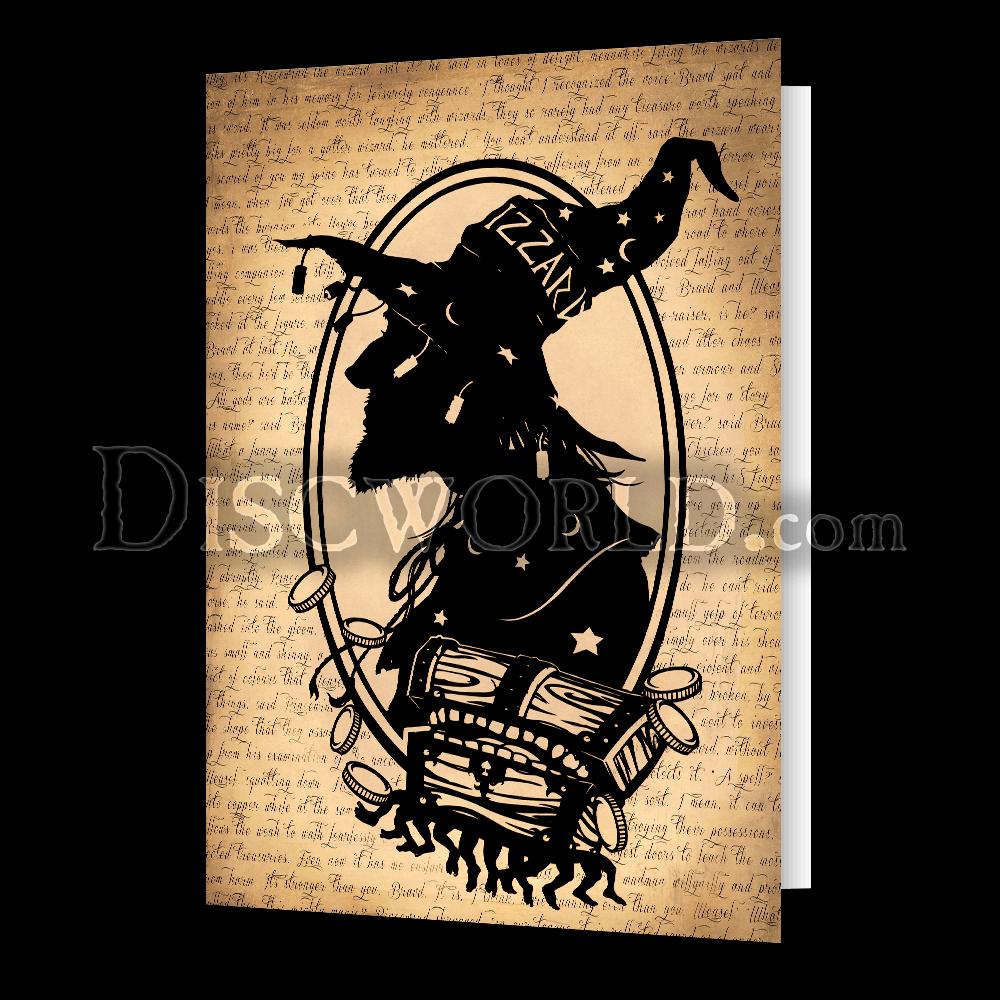 Greetings Cards Discworld