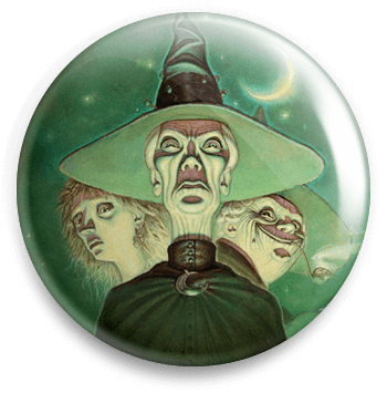 The Three Witches ~ Discworld com