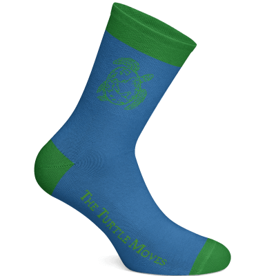 Discworld Turtle Moves Socks