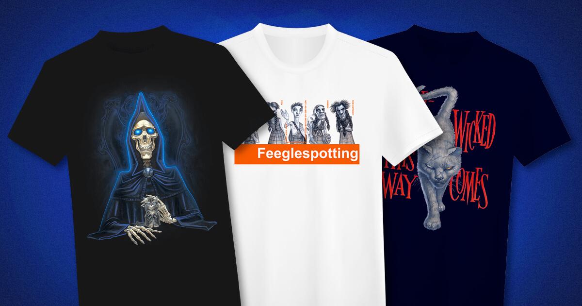 b1bb7311f T-shirts ~ Discworld.com