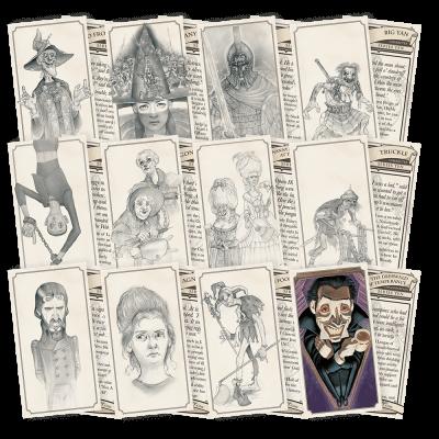 Trading Cards Discworld Com
