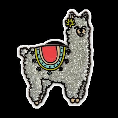 Discworld_com Fluffy Llama