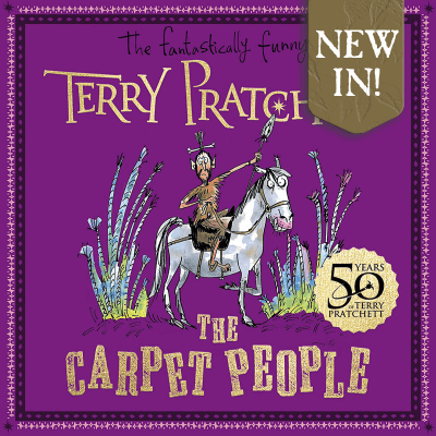 The Carpet People - Audible