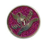 Wizzard Pin Badge
