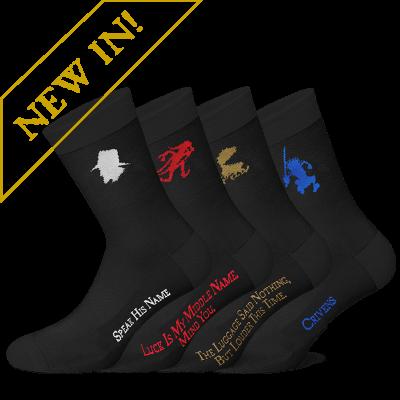 NEW Discworld Socks